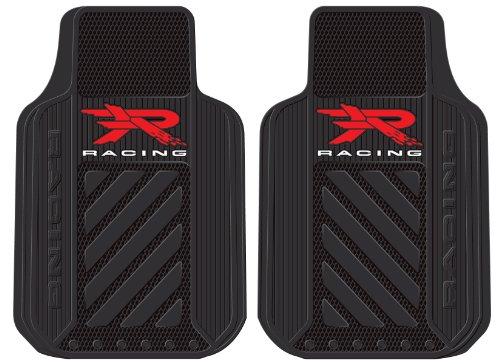 Plasticolor 001466R04 Elite 'R Racing' Elite Floor Mat ()