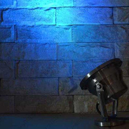 LUMINTURS 36W LED Spot Light Fixture Outdoor Underwater Flood Lamp Waterproof IP68
