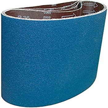 Mercer Industries 437036 Floor Sanding Belt Zirconia 7 7