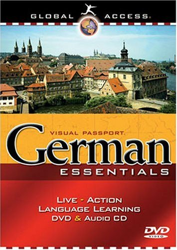 Global Access Visual Passport German Essentials (German and English Edition)