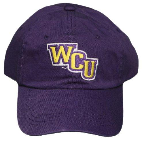 NEW! Western Carolina University Catamounts Buckle Back Cap - Embroidered Hat