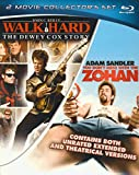 Walk Hard: Dewey Cox / You Don't Mess with the Zohan (Two-Disc Set) [Blu-ray]