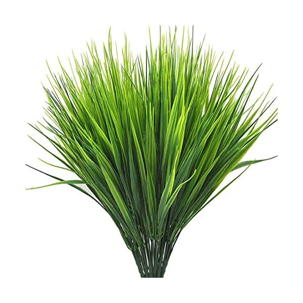 Lanldc-4-Bundles-Artificial-Flowers-Outdoor-UV-Resistant-Shrubs-Faux-Daffodils-Outdoor-Greenery-Plants-for-Indoor-Outside-Home-Garden-Dcor