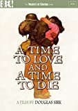A Time To Love And A Time To Die [DVD]