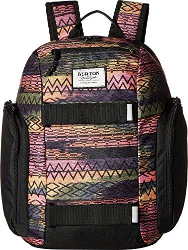 Burton Youth Metalhead Backpack, Technicat Dream Print, One Size (Snowboard Pink Bag)