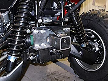 """KFI Products 2/"""" ATV Receiver Hitch Rear 101280"""