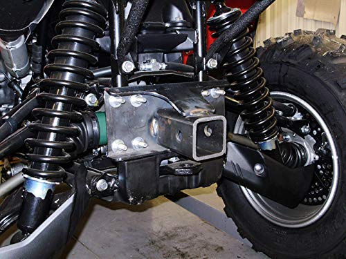 Strong Made Yamaha Grizzly 550//700 4x4 Receiver Hitch RH112