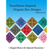 Tessellation-Inspired Origami Box Designs