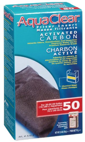Aquaclear 50 Activated Carbon - 2