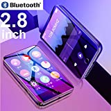 New Metal Ruizu M7 Full Touch Screen Bluetooth MP3 Player 8GB 16GB HiFi Music Player with FM Radio E-Book Video Built-in…