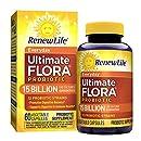 Renew Life - Ultimate Flora Probiotic Everyday - 15 billion - 60 vegetable capsules