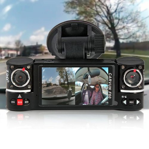 dash cam 2 7 tft lcd dual camera rotated lens car dvr w ir night vision new best dashboard. Black Bedroom Furniture Sets. Home Design Ideas