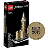 LEGO Architecture UK Big Ben Play Set