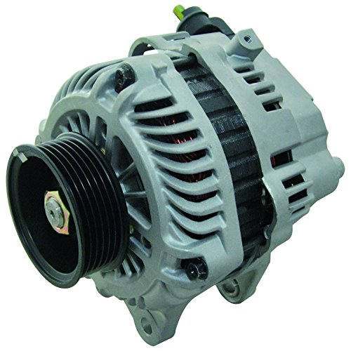 New Alternator For Mitsubishi Mitsubishi 2.4L Lancer, Outlander 04 05 06 2004-2006 A3TG1192 A3TG3491 113782 1800A064 MN183450 ()