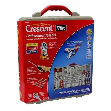 170 Piece Tool Set-2pack