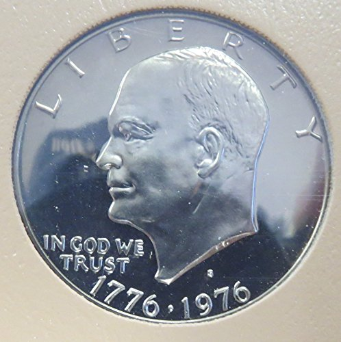 1976 S Eisenhower Type 1 Proof Dollar Choice Uncirculated