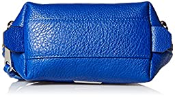 Rebecca Minkoff Dome With Studs Pouch, Cobalt, One Size