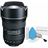 Tokina 16-28mm f/2.8 AT-X Pro FX Lens for Nikon (International Model) No Warranty + Deluxe Cleaning Kit Bundle 1