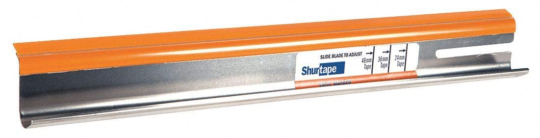 Shurtape EM 101 Blue Masking Tape Dispenser Plus Shurtape Blade