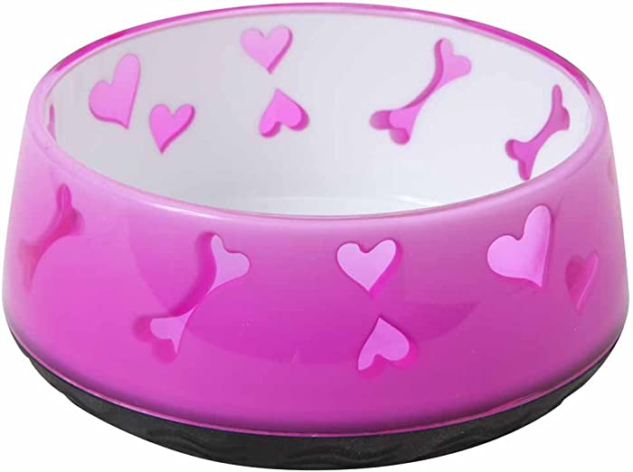 Top 9 Puppy Food Bowl Pink