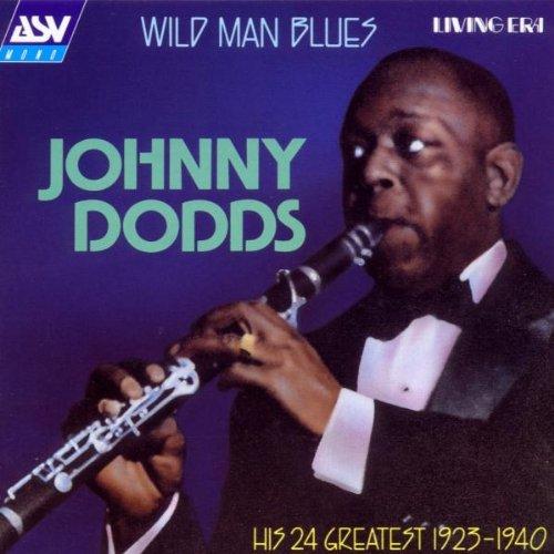 Wild Man Blues: 24 Clarinet Classics by Asv Living Era