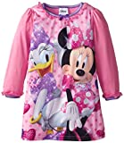 Disney Little Girls' Mouse Minnie and Daisy BFF Nightgown