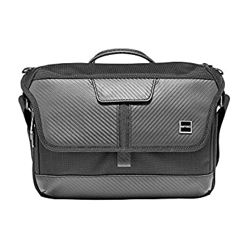 Image of Bag & Case Accessories Gitzo Century Compact Messenger Bag for Mirrorless Camera and 3 Lenses, Small