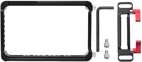 Amazon.com: Qinlorgo Monitor Case Cage, Camera Protective ...