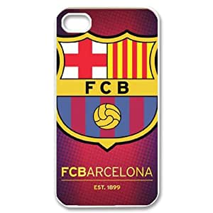 XOXOX FCB Phone Case For Iphone 4/4s [Pattern-4]