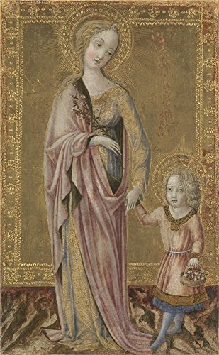 The Polyster Canvas Of Oil Painting 'Francesco Di Giorgio Sa