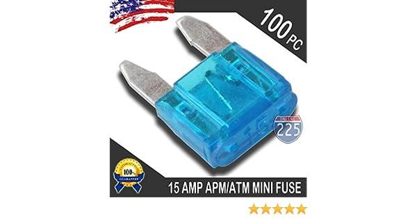 100pcs+ lot 4A 4 Amp plugin fuse Automotive blade fuse spade fuse car fuse