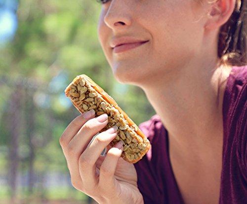 Honey Bunchies Gourmet Honey Bar, GLUTEN FREE, (20 Bar Box) by Honey Bunchies (Image #3)