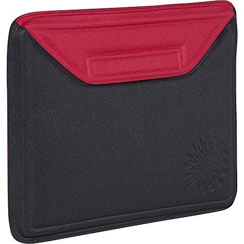 nuo-molded-sleeve-for-ipad-and-kindle-fire-hd-89-sunburst-black-red