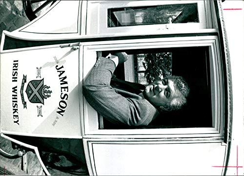 Vintage photo of Richard Burrows (Black Bush Whiskey Best Price)