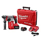 Milwaukee 2712-22 M18 Fuel 1″ SDS Plus Rotary Hammer Kit Review