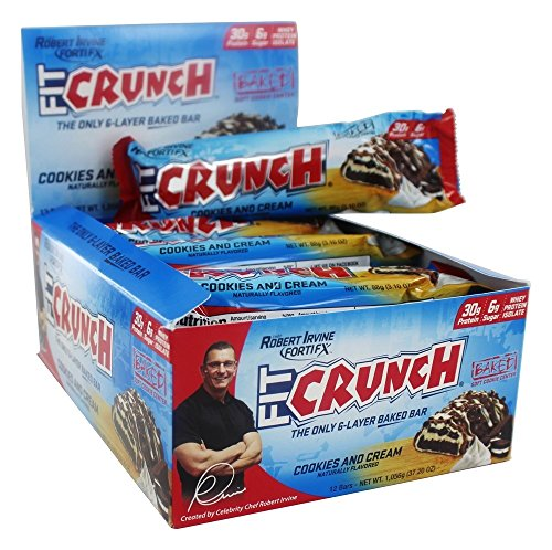 Fit Crunch trade Protein Bar product image