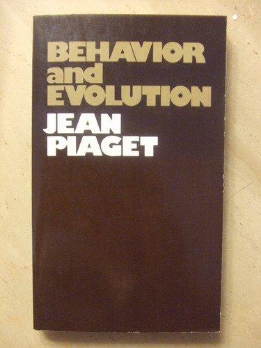 behavior-and-evolution