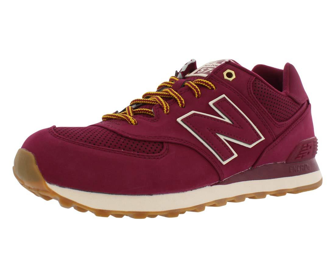 brand new 57882 20bdc New Balance Men's 574 Outdoor Boot Sneakers, Sedona Red, 11 D US