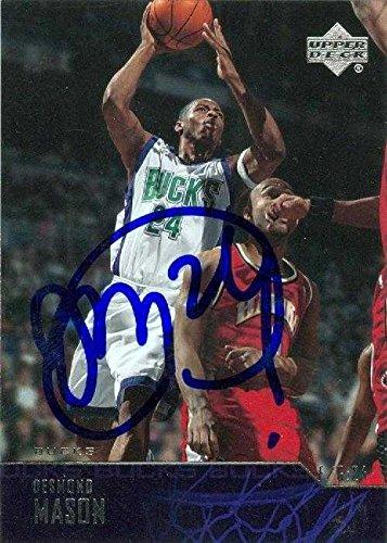 Mason Autographed Basketball - 9