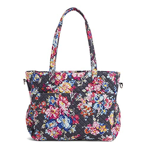 (Vera Bradley Iconic Ultimate Baby Bag, Signature Cotton, Pretty Posies)