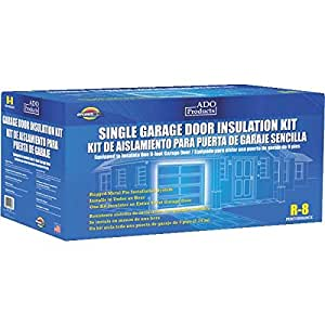 Ado Products Gdiks Single Garage Door Insulation Kit