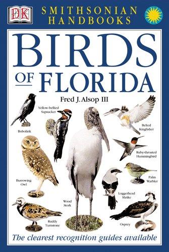 Smithsonian Handbooks: Birds of Florida - Book  of the Smithsonian Handbooks