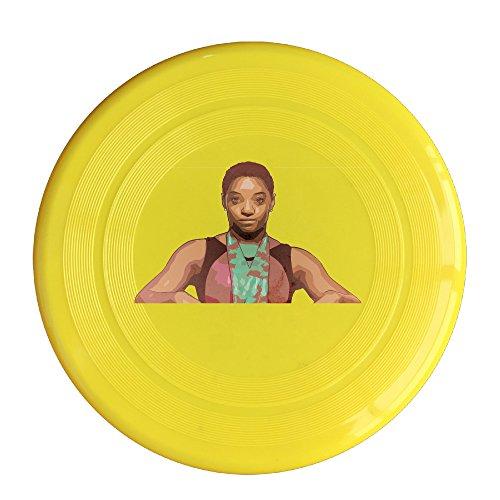 Greenday Simone Bile High Quality Plastic Sport Disc Yellow