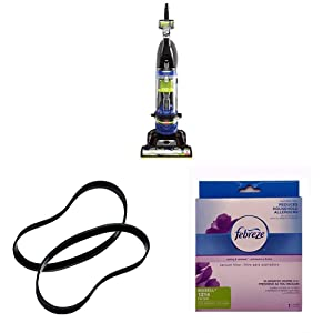 BISSELL Blue Cleanview Rewind Extra Accessory Bundle
