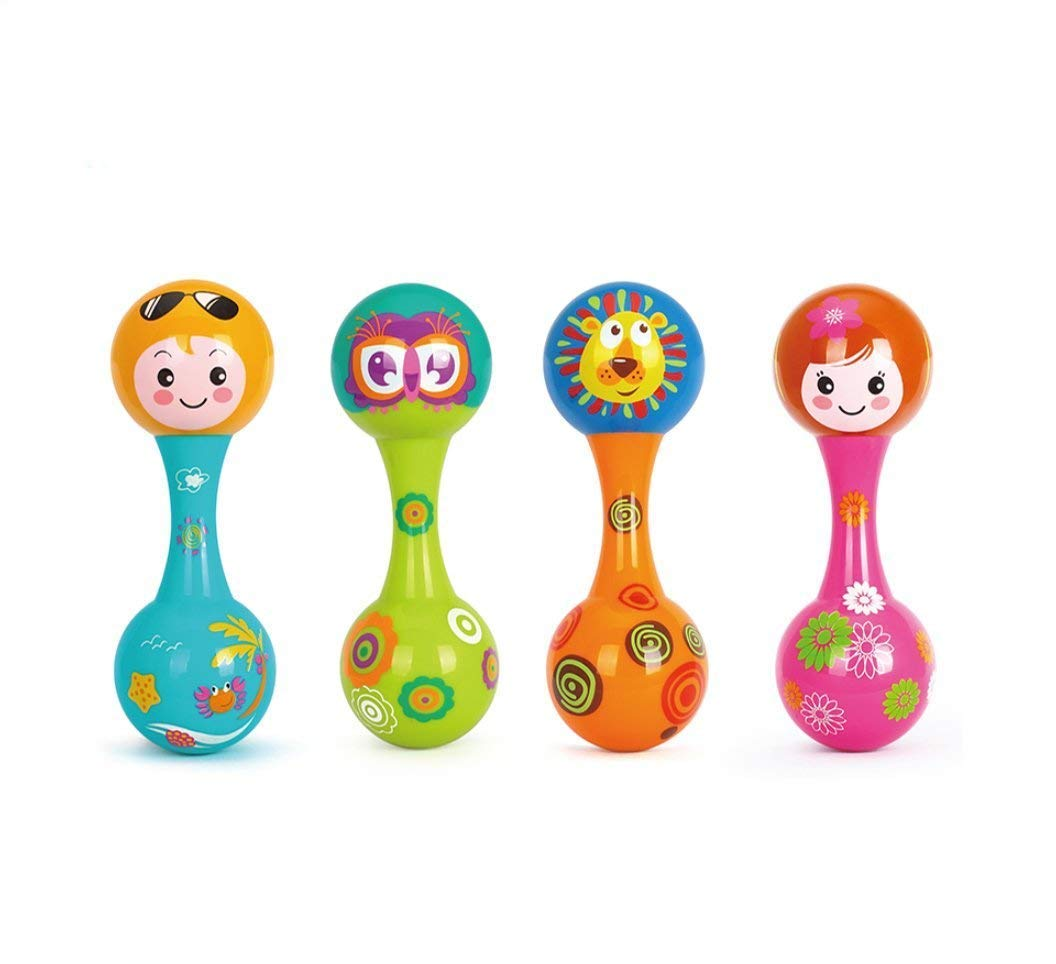 Eastsun Baby Rattle Musical Instruments Set for Kids