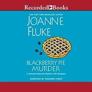 Blackberry Pie Murder Audiobook