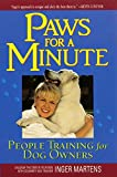 Paws for a Minute, Inger Martens, 0380804786