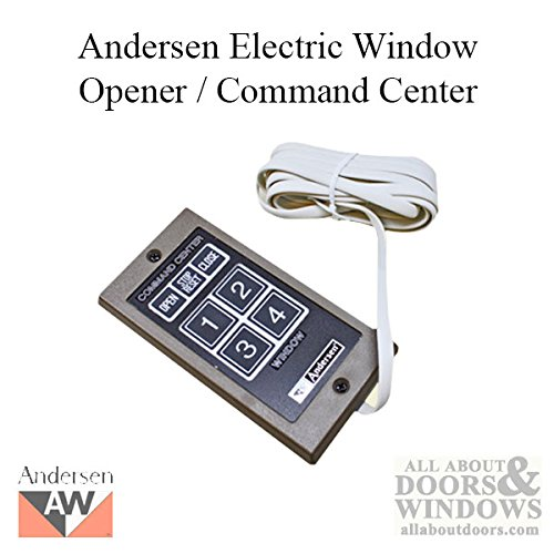 Command Center, Andersen Electric Window Opener