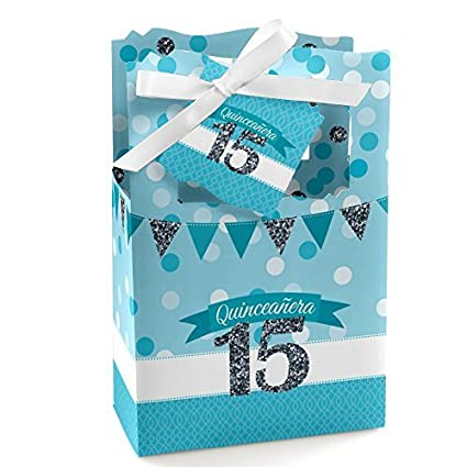 Amazon.com: quinceañera Teal – Sweet 15 – Fiesta de ...