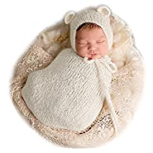 Newborn Baby Photo Props Sleeping Bag Photography Shoot Outfits for Boys Girls